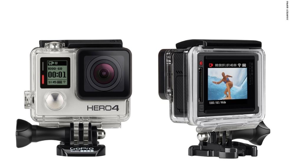 Whether you're diving, skiing, surfing or strolling down the wrong street, travel memories can be captured in hi-def and shared within minutes with the GoPro Hero4 Silver.