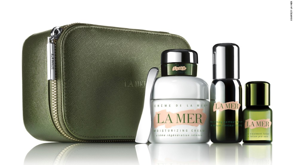 For those who've been exposed to too much sun, chlorine, saltwater or airplane air,  the La Mer Sculpting collection will turn things around.