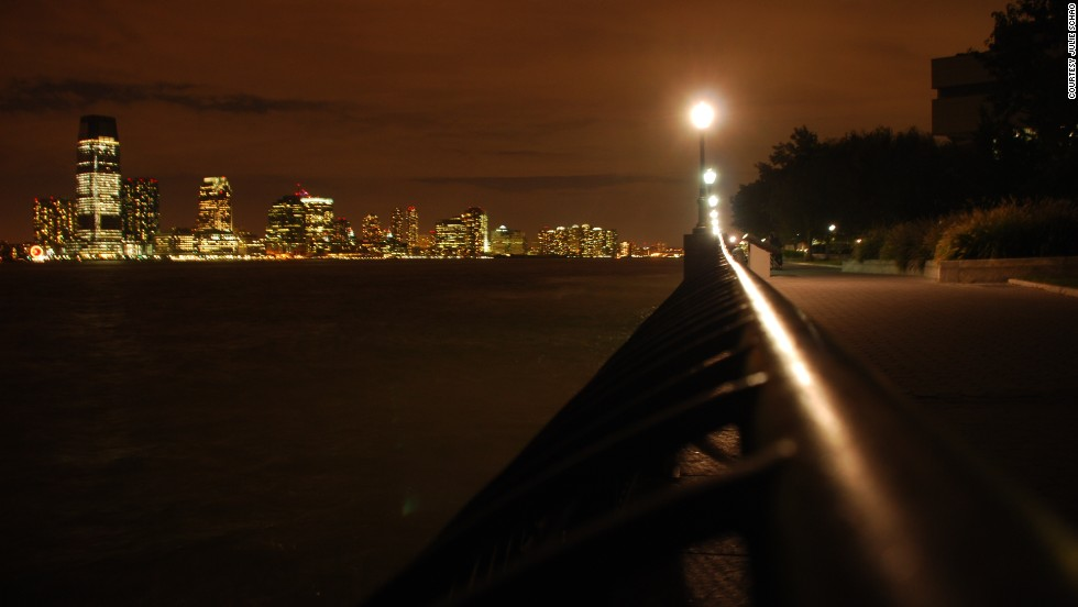 "A serene walk through Battery Park after dinner is the perfect way to end the day, says <a href=""http://ireport.cnn.com/docs/DOC-849277"">Julie Schao</a>."