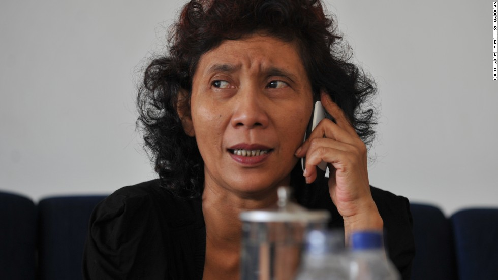 "<strong>Susi Pudjiastuti</strong> -- Indonesian Minister of Marine and Fishery Affairs. ""She is not your average government minister."" says CNN corespondent  <a href=""https://twitter.com/atikacnn"" target=""_blank"">Atika Shubert</a> who nominated her. ""In 2004 when the South Asian tsunami devastated the province of Acehand, she volunteered her company's aircraft to fly in supplies to areas closest to the epicentre. Plus, she's got a wicked tattoo."""