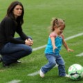 mia hamm daughter 2009