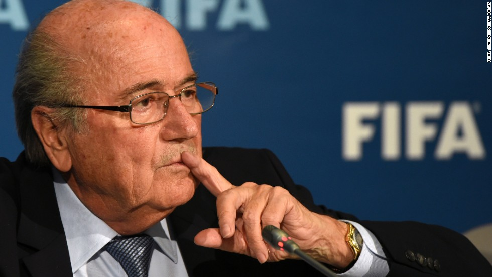 Sepp Blatter, the president of world football's governing body FIFA, announced that a redacted version of the report into the alleged wrongdoing surroiunding the bidding process for the 2018 and 2022 World Cups would be published.