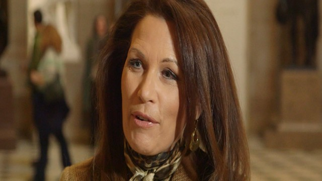 Michelle Bachmann talk with Dana Bash