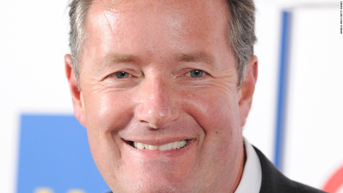 Former CNN talk show host Piers Morgan celebrated his milestone on March 30.