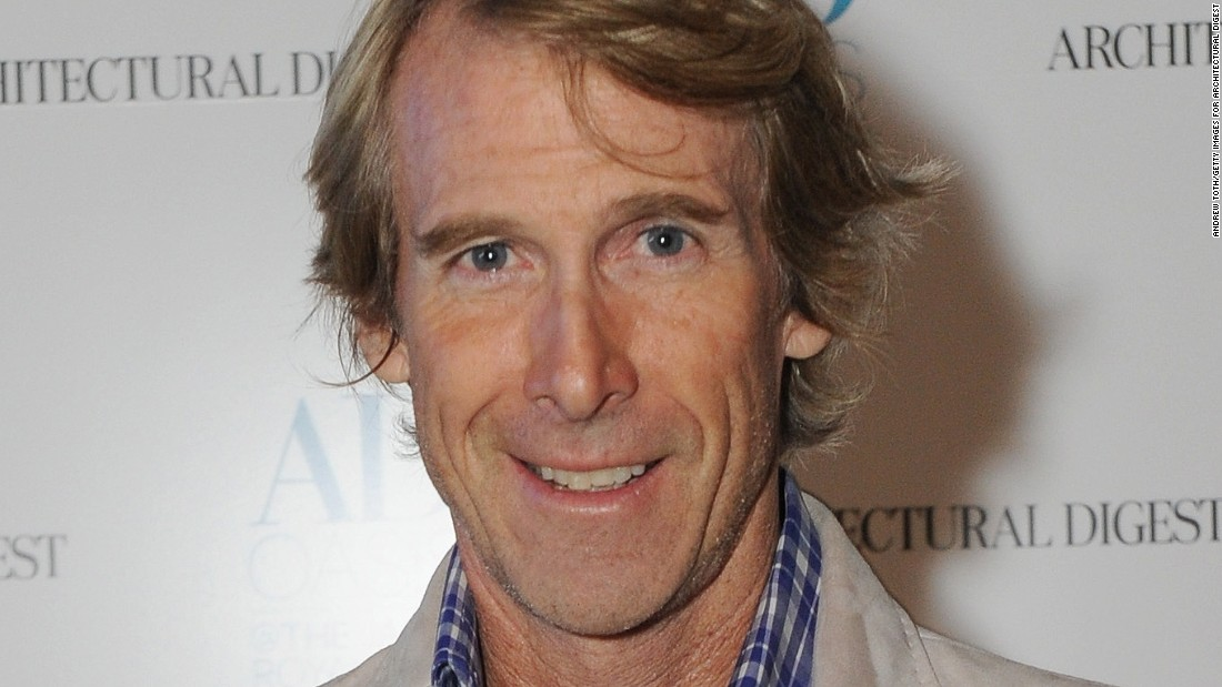Director Michael Bay may have wanted to blow some stuff up in honor of his big day on February 17.