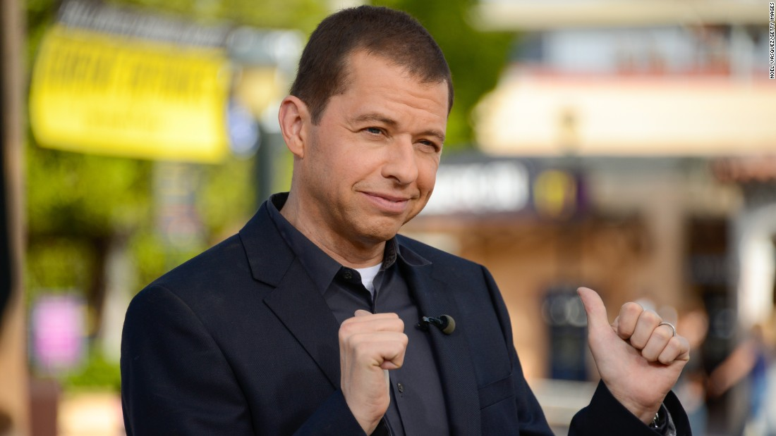 """Three and a Half Men"" star Jon Cryer turned 50 on April 16. He hit the big 5-0 the same day as fellow funny man ..."