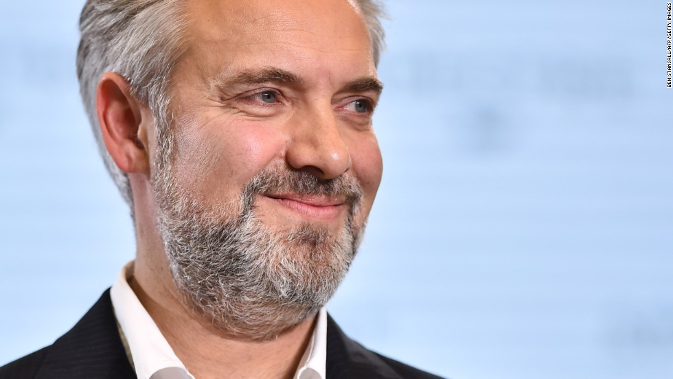 "Director Sam Mendes won a best director Oscar for ""American Beauty"" in 1999. He turned 50 on August 1."