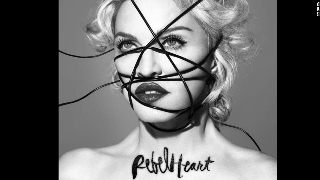 "Madonna made six songs from her album ""Rebel Heart"" available in December 2014 after part of the album was leaked online before its official release in March 2015."