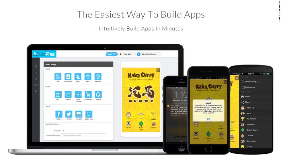 When you're starting a business, hiring a technology guru to make your mobile app isn't always an option. But thanks to BuildFire, anyone can be their own digital designer, and create an easy-to-use app in minutes.