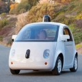 google driverless car prototype