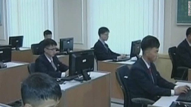 Experts: N. Korea's Internet disrupted