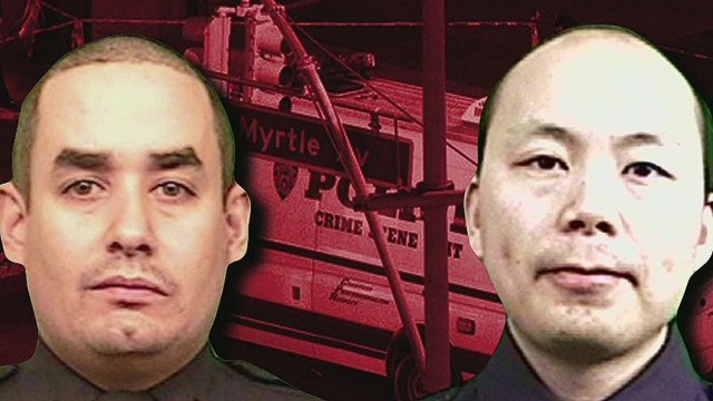 Cops remembered as loving family members
