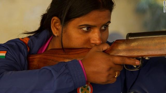 India's trap shooting champion