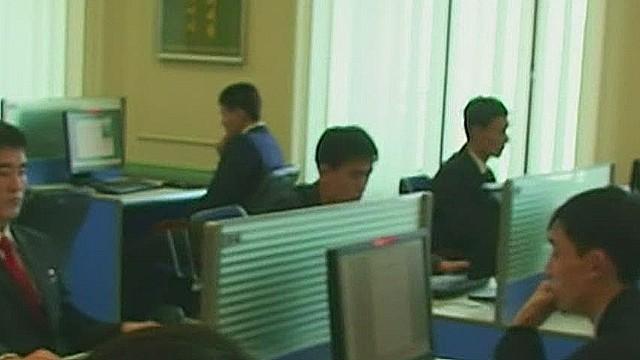 North Korean Internet returns sporadically