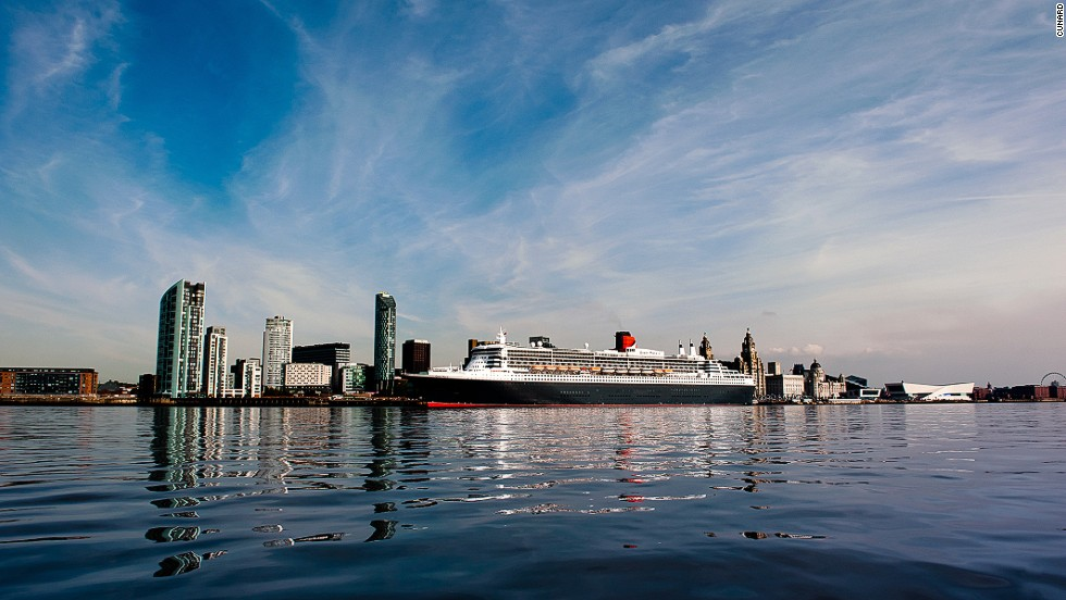 The three Queens of cruising -- the Queen Mary 2, Queen Elizabeth and Queen Victoria -- will arrive in Liverpool in May to mark the 175th anniversary of the Cunard Cruise Line.