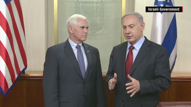 Netanyahu/Gov Pence_00004417.jpg