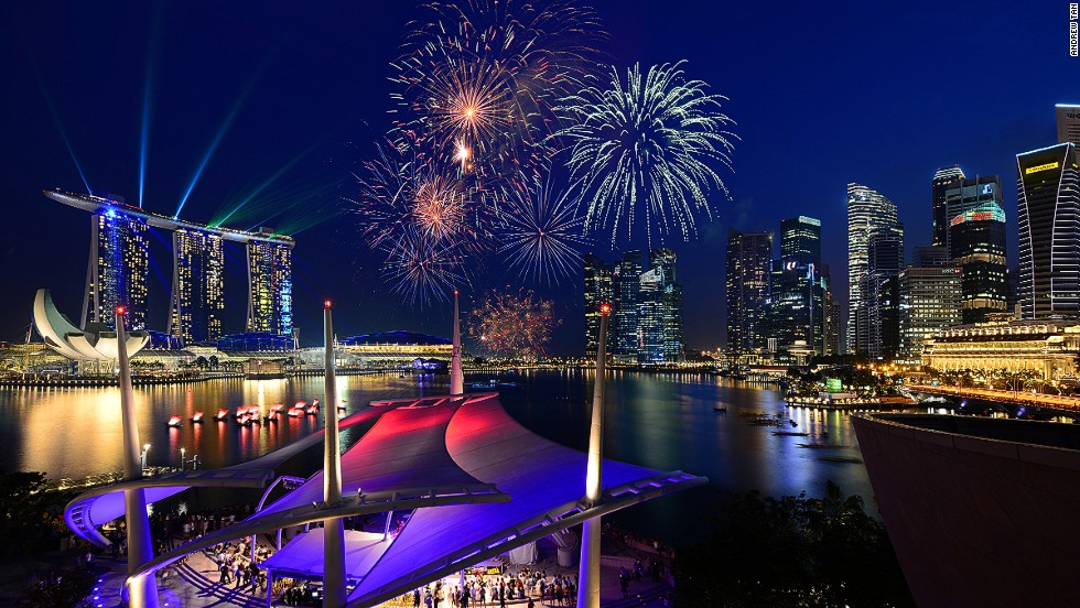 Singapore celebrates 50 years of independence in 2015. National Day celebrations, held on August 9, will be spectacular.