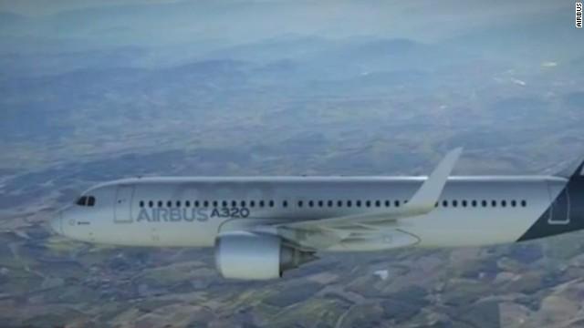 Factfile The Airbus A320 Cnn
