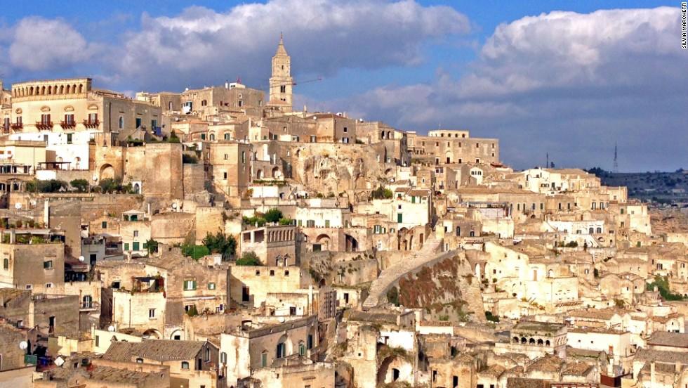 Sleeping In Caves Italy S Spiritual Hermit Hotels Cnn Travel