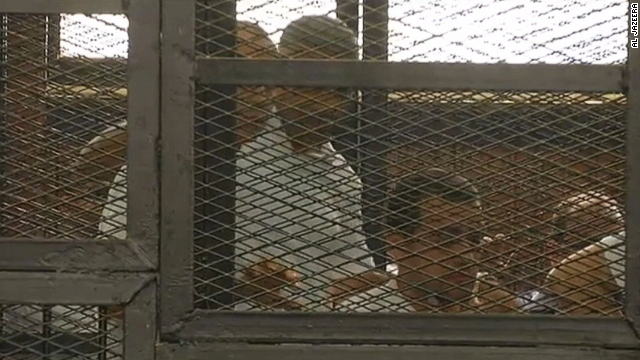 Three Al Jazeera journalists at trial