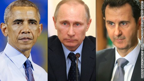 Russia is using Syria to run circles around U.S.