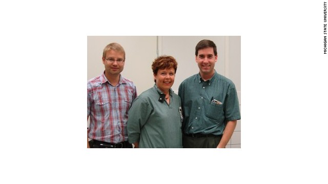 Hannes Lohi, Paivi Vanhapelto and Andras Komaromy studied mutations associated with blindness.