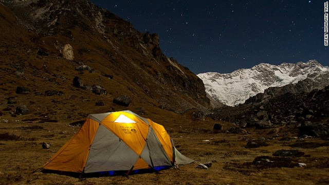 The Nepal portion of the Great Himalayan Trail offers low and high routes.