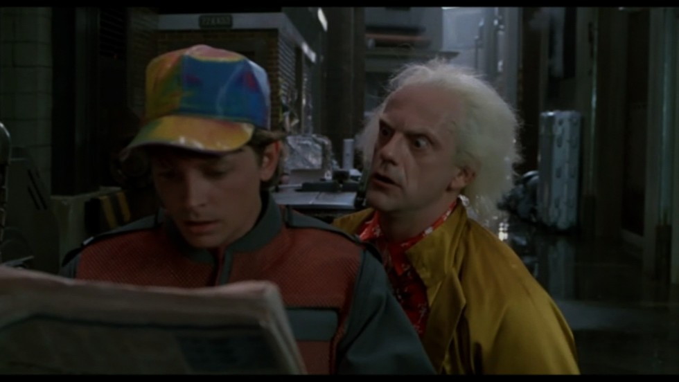 What 'Back to the Future' got right about 2015