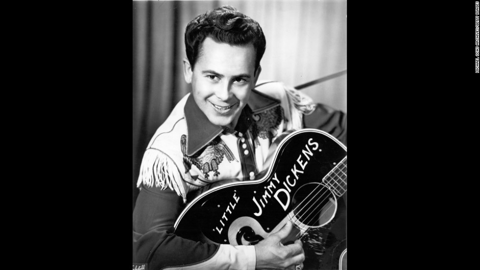 "Country music star<a href=""http://www.cnn.com/2015/01/02/showbiz/little-jimmy-dickens-obit/index.html"" target=""_blank""> Little Jimmy Dickens</a>, a fixture at the Grand Ole Opry for decades, died January 2 after having a stroke on Christmas, according to the Opry's website. He was 94."