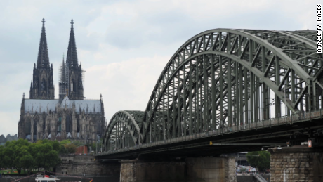 Cologne church to protest anti-Muslim movement