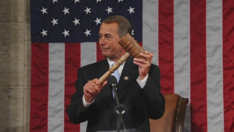 Will Speaker Boehner keep his gavel?_00000000