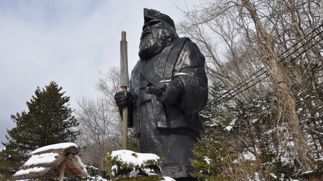 A 90-minute drive from Sapporo lies the Ainu Museum and cultural center where the heritage of Hokkaido's indigenous Ainu people is displayed and documented in a recreated village.