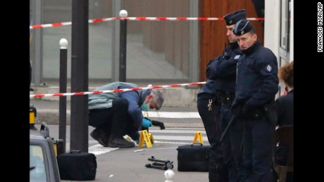Lawmaker: Paris gunmen were 'very well trained'