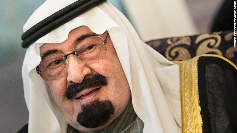 Saudi State TV: King Abdullah dead at 90