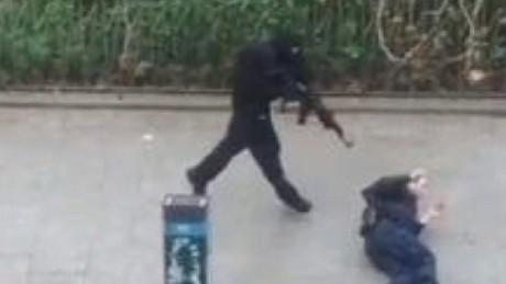 France paris shooting still