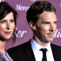 Benedict Cumberbatch Sophie Hunter January 2015