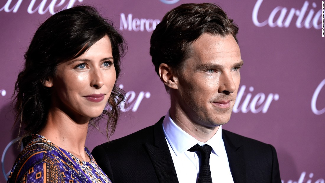 """Benedict Cumberbatch and wife Sophie Hunter welcomed their first child in June, the actor's representative <a href=""""http://celebritybabies.people.com/2015/06/08/benedict-cumberbatch-sophie-hunter-welcome/"""" target=""""_blank"""">told People</a>. """"Benedict Cumberbatch and Sophie Hunter are delighted to announce the arrival of their beautiful son."""" The couple married on Valentine's Day on the Isle of Wight in England."""