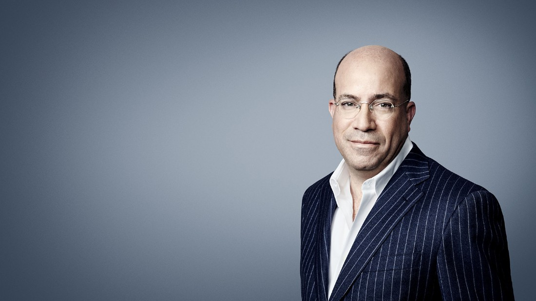 Jeff Zucker is the current president of CNN
