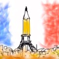 Je Suis Charlie cartoon Tom Foreman