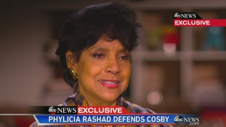 Cosby's TV wife: I was misquoted