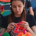 yarn bombing chile claudia araya zuniga
