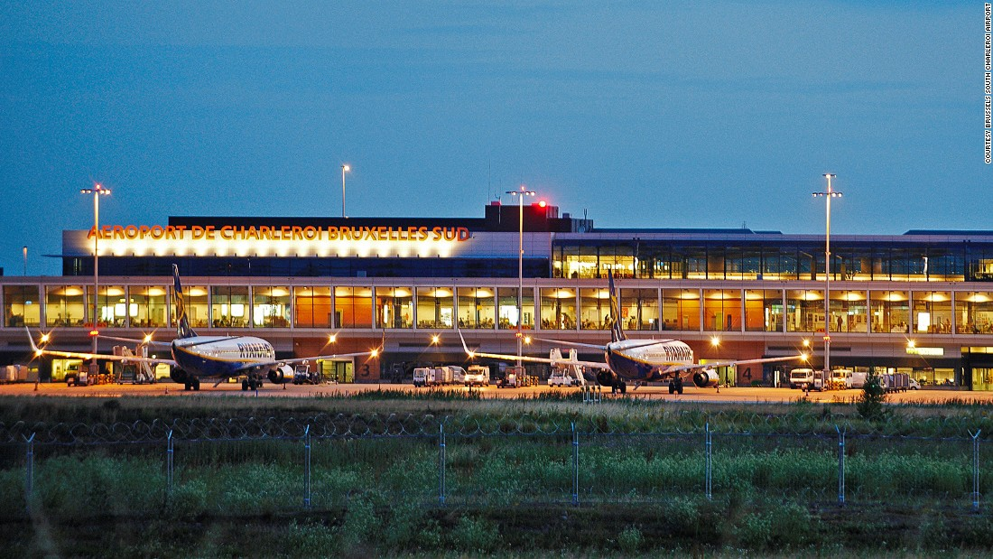After Osaka Itami, Belgium's Brussels South Charleroi is the world's second most punctual small airport, and the second of any sized airport worldwide -- a position it also held last year.