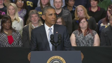 Obama pitches community college plan