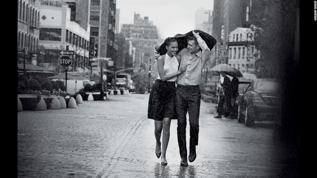 "Shot by fashion photographer Peter Lindbergh, ""Will You?"" shows couples in various romantic settings intended to capture ""a moment in time when couples experience an intimate connection,"" the jeweler said in a press release."