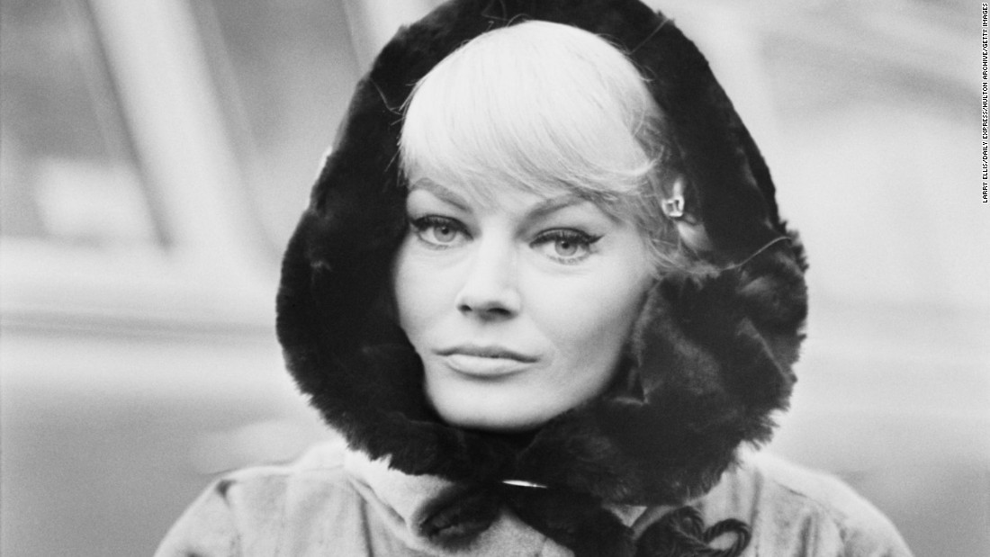 "<a href=""http://www.cnn.com/2015/01/11/showbiz/feat-anita-ekberg-dies/index.html"">Anita Ekberg</a>, the actress and international sex symbol best known for her role in ""La Dolce Vita,"" died in Italy on January 11. She was 83."