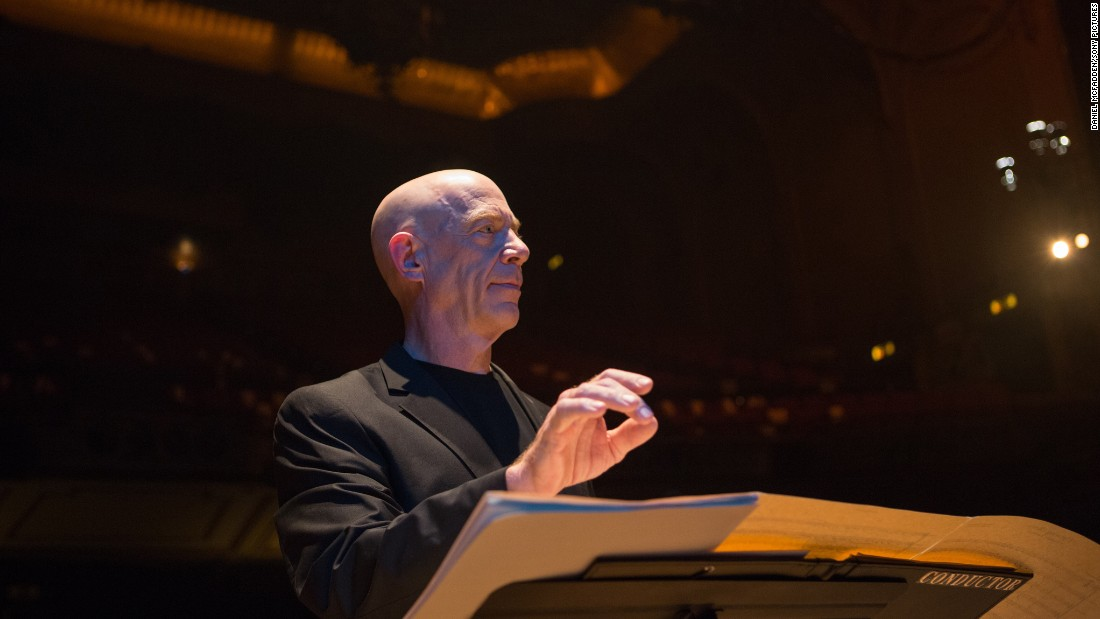 "J.K. Simmons, ""Whiplash"""
