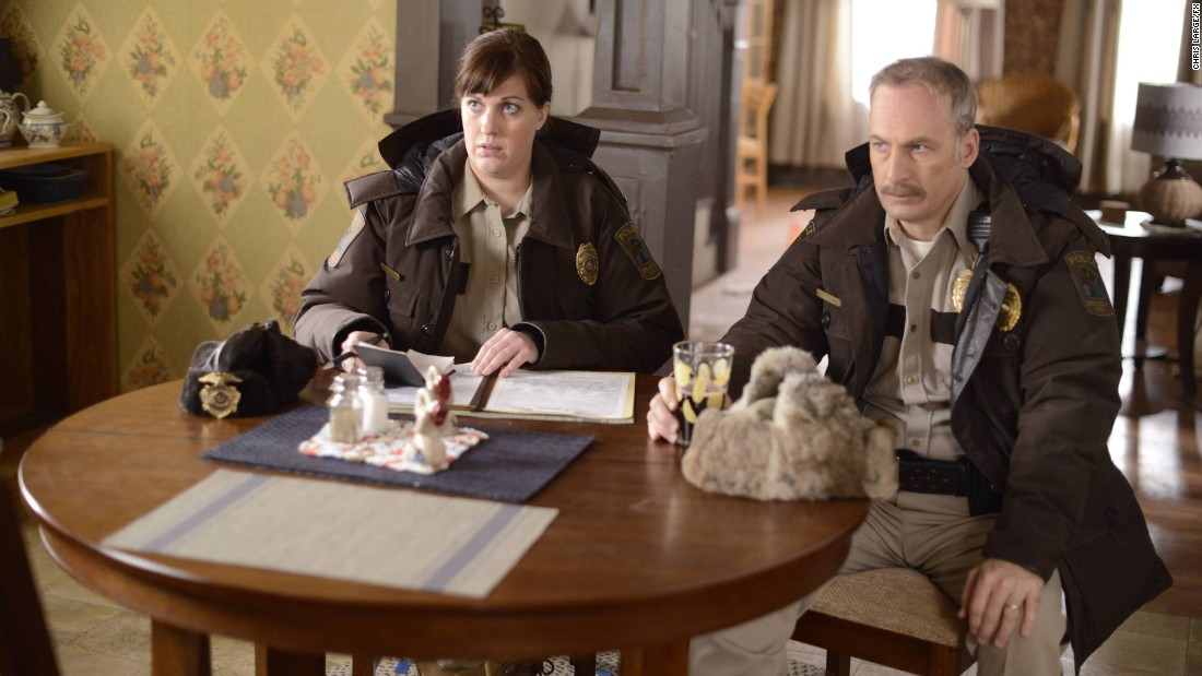 "<strong>Best miniseries or TV film:</strong> ""Fargo"""