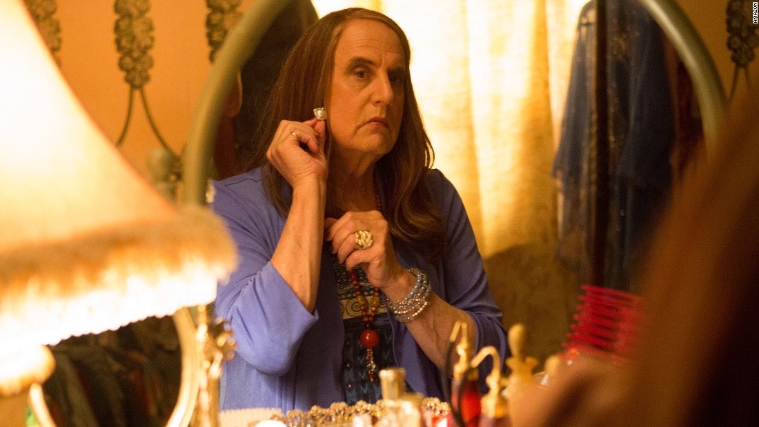 "<strong>Best TV series -- musical or comedy: </strong>""Transparent"""