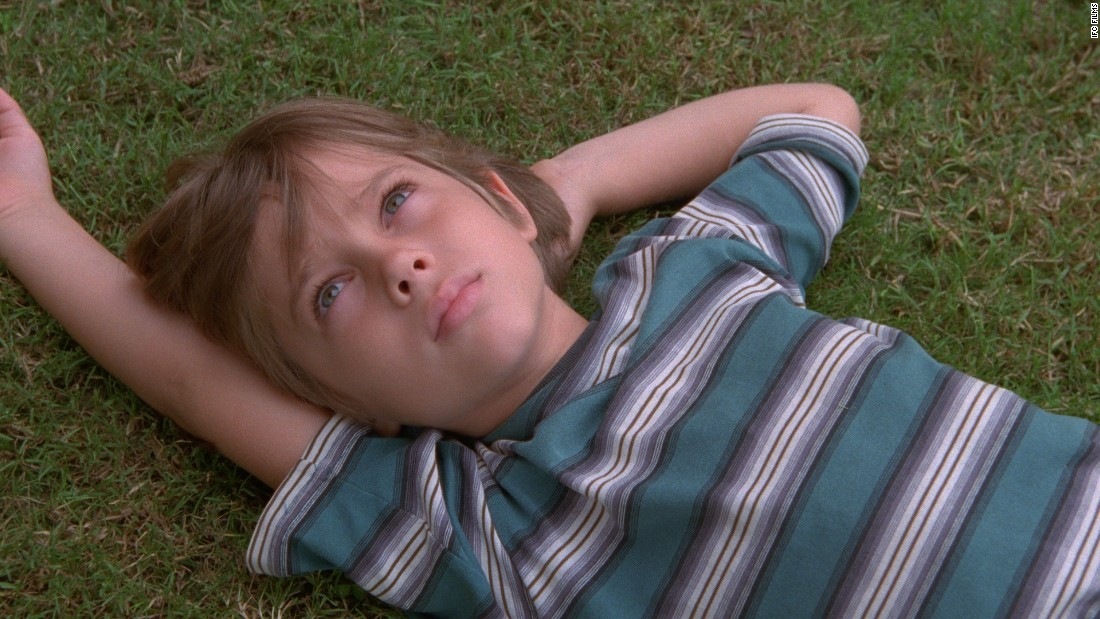 "<strong>Best motion picture -- drama:</strong> ""Boyhood"""
