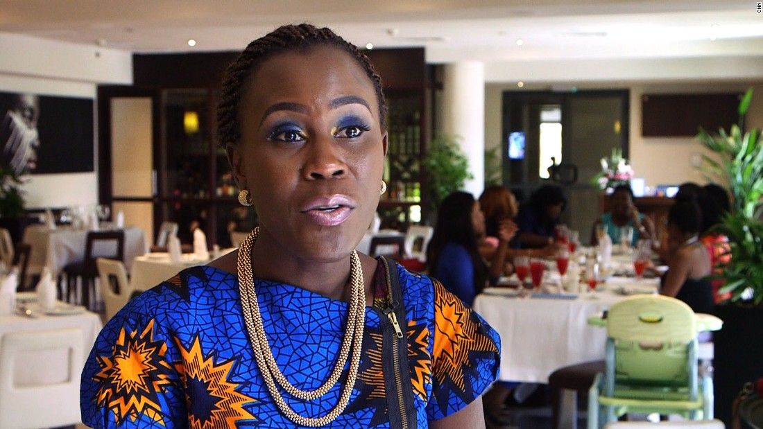 Disappointed by the lack of makeup designed to suit the needs of Nigeria's women, Fela-Durotoye launched her own range of makeup that now encompasses more than 100 products.